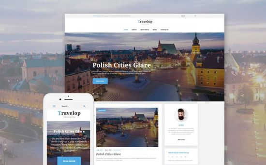 58534 big - Top 10 Best Travel Agency WordPress Themes 2017