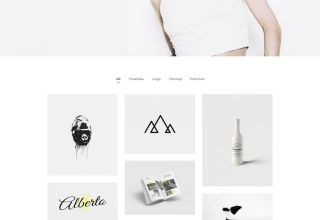chela wordpress theme template monster 01 - Chela WordPress Theme