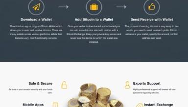 bitunit wordpress bitcoin theme 01 - BitUnit WordPress Theme