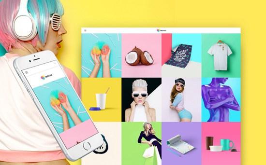 vichax wordpress theme 01 - Top 20 Fresh Feminine & Minimal WordPress Themes