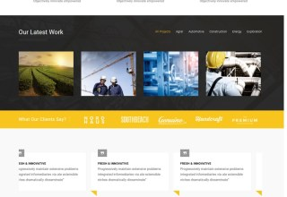 TM Manufactory WordPress Theme - TM Manufactory WordPress Theme