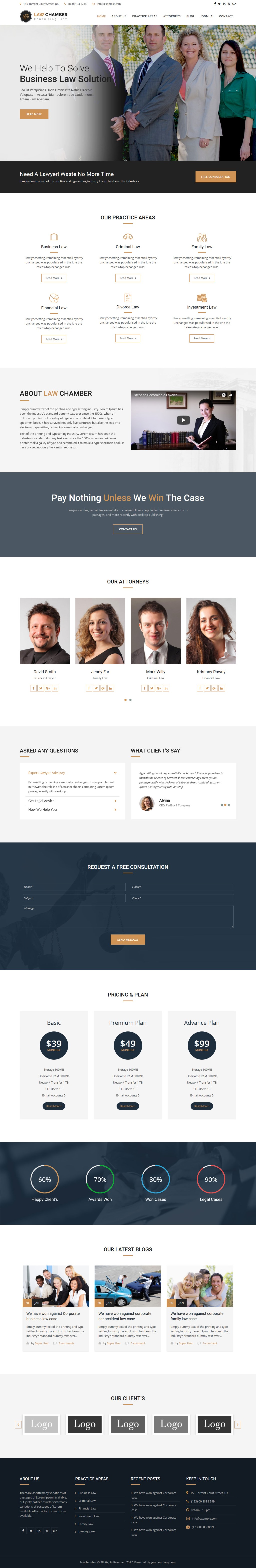 law chamber joomla template 01 - law-chamber-joomla-template-01