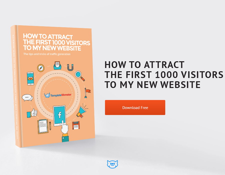 How to attract the first 1000 visitors to new website