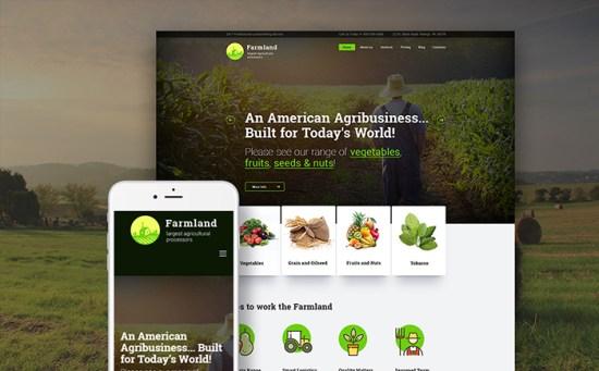 60117 big - Top 7 Eco-Friendly WordPress Themes For Agriculture Businesses in 2018