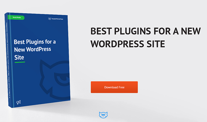 Best Plugins for a New WordPress Site [Free eBook]