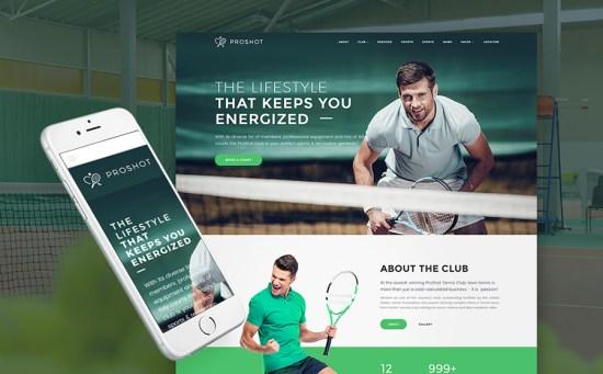 63811 big - Top 10 Sports WordPress Themes 2018