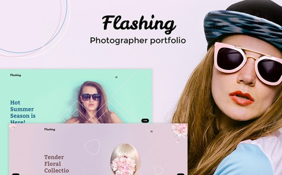 66465 big 1 - 15 Newest WordPress Themes For Photographers and Designers