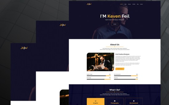 68149 big - 15 Newest WordPress Themes For Photographers and Designers