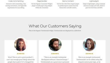 origin 2 0 wordpress theme 01 - Origin 2.0 WordPress Theme