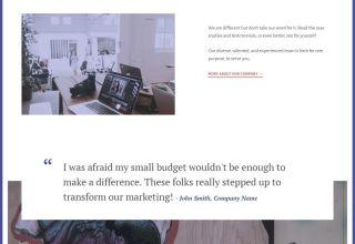 breakthrough pro wordpress theme 01 - Breakthrough PRO WordPress Theme