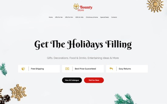 73648 big - Christmas Holidays Are Coming: Get a Bunch of Design Resources to Decorate Your Website