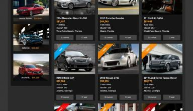 automotive–car dealership wordpress theme - Automotive Car Dealership WordPress Theme
