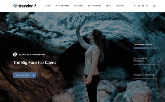 Manawa WordPress Theme