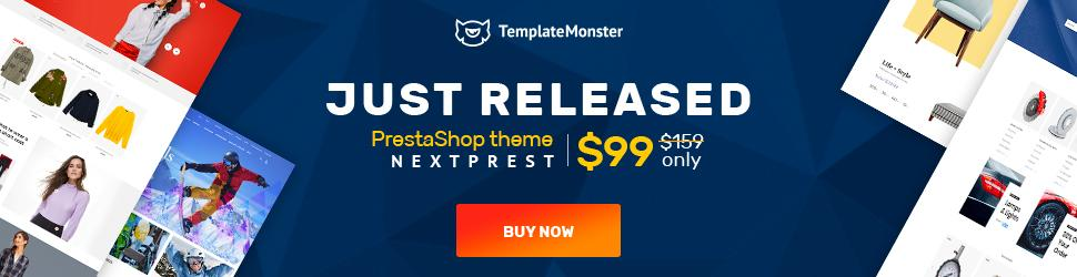 nextprest prestaship theme 01 - An Exciting Theme to your complete Amazement with PrestaShop Store