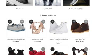 shoesery shopify theme 01 - Shoesery Shopify Theme