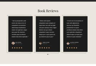 ultra book wordpress theme 01 - Ultra Book WordPress Theme
