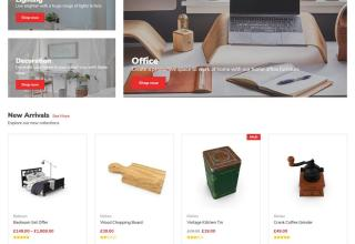 decorist wordpress theme 01 - Decorist WordPress Theme