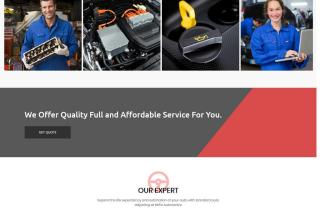 mr fix joomla template 01 - Mr Fix Joomla Template