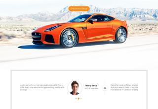 auto parts cars prestashop theme 01 - Auto Parts & Cars PrestaShop Theme