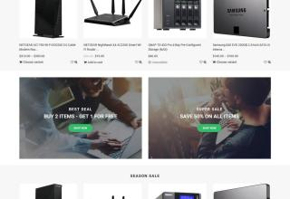 crocko host shopify theme 01 - Crocko Host Shopify Theme
