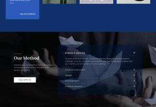 Mega Inc. Joomla Template