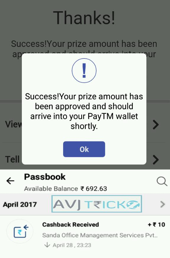 Zulka App Loot- Refer & Earn Tickets To Win Real Cash Up to Rs.50000 (*PAYTM transfer added*) (*PROOF*)