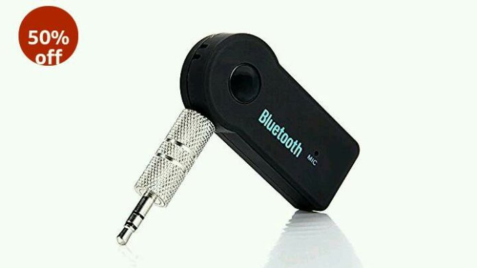 Iball car bluetooth receiver