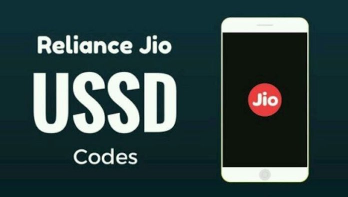 Jio ussd codes and Jio balance check number