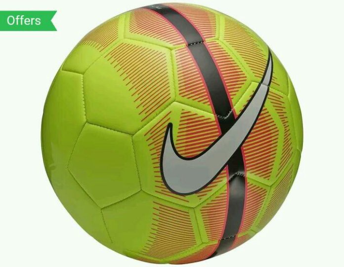 Nike football discount offer