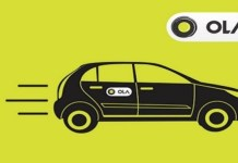 Ola Cabs App - Book Ride Of Rs 75 Or More Via JioMoney And Get Rs 100 Amazon Gift Voucher