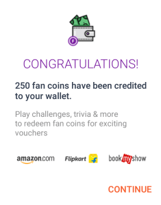 (Big Proof) Fankick App Download & Earn (Amazon/Flipkart/BMS) Vouchers