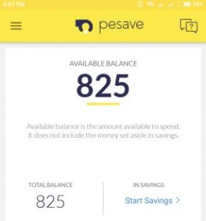 (In BanK) Pesave App: Earn Rs.50 For Signup and Rs 50 per Refer