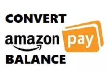 How To Convert Amazon Pay Balance into Flipkart Gift Vouchers