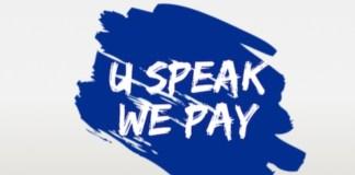 u speak we pay app