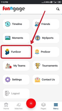 funngage refer earn loot