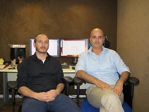 """סיפור לקוח: הקמת אולפני הטלוויזיה PELESTUDIOS בת""""א (IVS Video Solutions), AVmaster"""