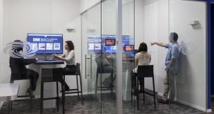 מרכז ההדגמה של ענקית האודיו וידאו האמריקאית קרסטרון בישראל