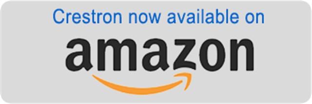 חברות Crestron ו - Amazon משלבות כוחות