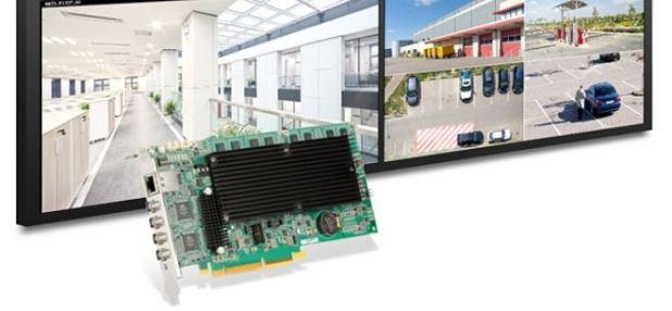 מטרוקס מציגה כרטיס פענוח ותצוגה חדש ללא מאוורר לתצוגות 4K מרובות, AVmaster