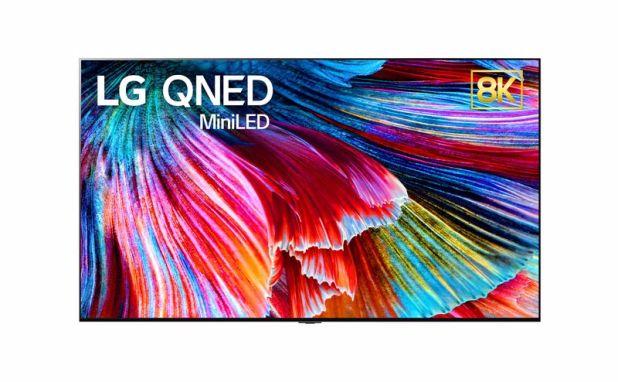 LG תחשוף טלוויזיות QNED MINI LED ראשונות מתוצרתה בכנס הווירטואלי CES 2021, AVmaster