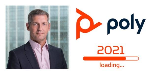 פול קלארק, SVP בחברת Poly סוגר את 2020 ומסמן את המגמות הטכנולוגיות שעומדות לככב ב-2021, AVmaster