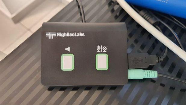 """חוששים מהאזנה או צילום דרך המחשב? עם ה""""דיודה"""" של HighSecLabs אתם בטוחים, AVmaster"""