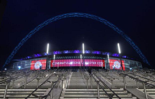 מסך LED חדשני ומרשים של LG מקדם את הצופים הבאים לאצטדיון וומבלי בלונדון, AVmaster