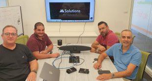 חברת MSolutions חתמה על הסכם הפצה עם איסטרוניקס, AVmaster