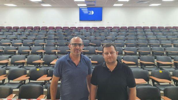 קרמר אלקטרוניקה הופכת את המרכז האקדמי שערי מדע ומשפט להיברידי, AVmaster