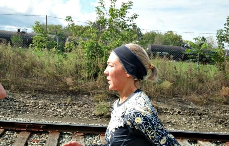 WineGlass Marathon Mile 24
