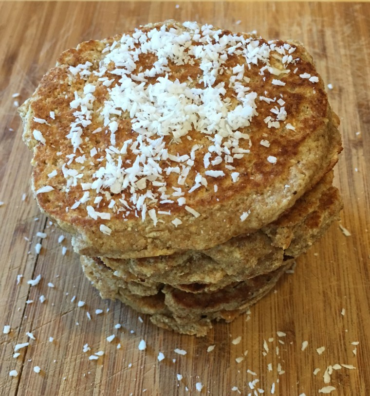 Sprouted Pancakes