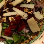 Beet Salad with Manchego because I LOVE this cheese!