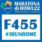 I run Rome Number F455