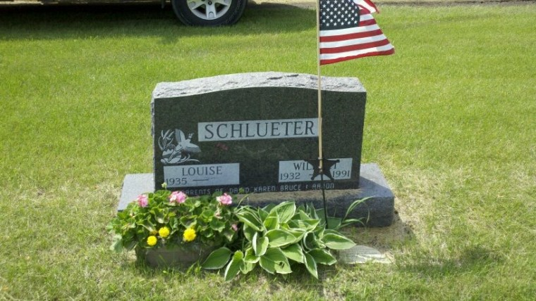 Dad's Grave Site